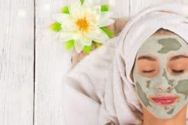 Masker Organik untuk Kulit Wajah