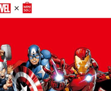 Miniso x Marvel Terbaik