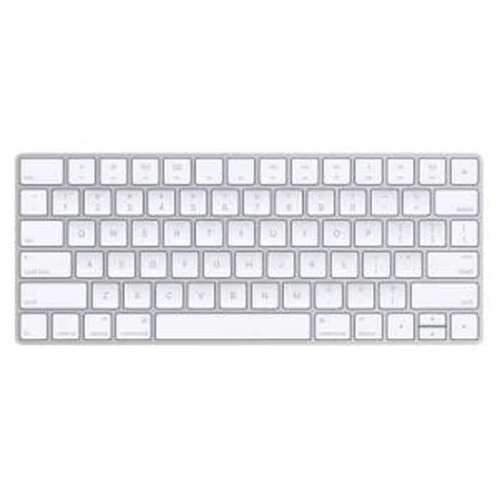 Keyboard Wireless Terbaik - Apple magic keyboard