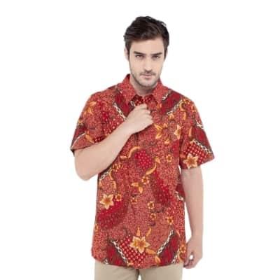 Merk Baju Batik Pria Terbaik Asana Batik