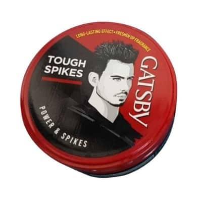 Minyak Rambut Pria Terbaik Gatsby styling wax power dan spikes