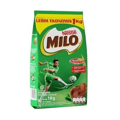 Susu Peninggi Badan Terbaik Milo Active Go