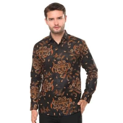 Merk Baju Batik Pria Terbaik Agrapana Batik