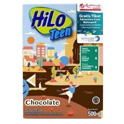 Susu Peninggi Badan Terbaik HiLo Teen