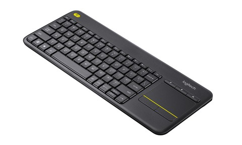 Keyboard Wireless Terbaik - Logitech K400 plus