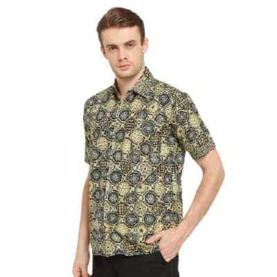 Merk Baju Batik Pria Terbaik Batik Trusmi