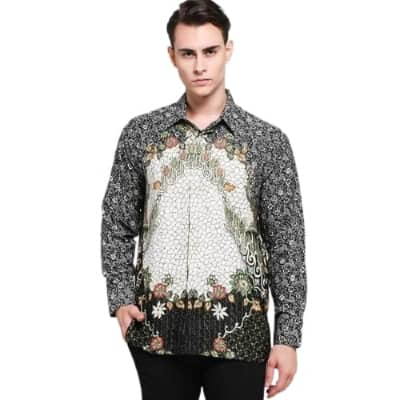 Merk Baju Batik Pria Terbaik Arjuna Weda