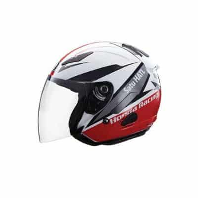 Helm Terbaik HKYT HRR Half face