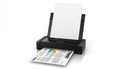 ATK Terbaik Printer Epson WorkForce WF-100 WiFi Inkjet