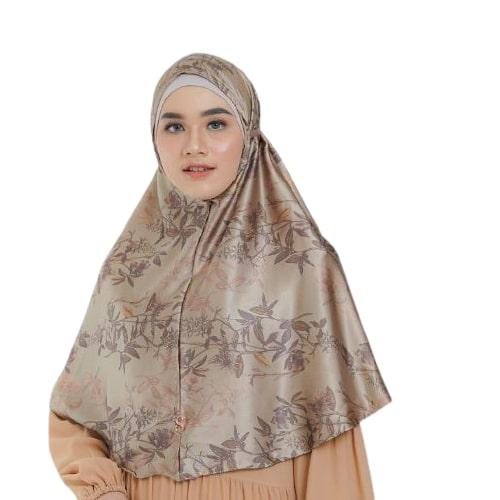 Hijab Instan Terbaru Terbaik Adiba Premium Bergo