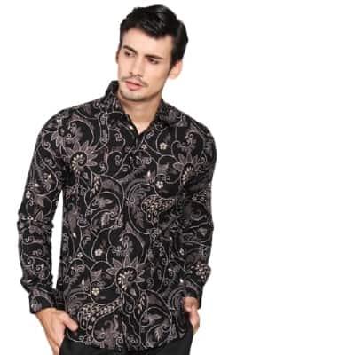 Merk Baju Batik Pria Terbaik Batik Jayashree