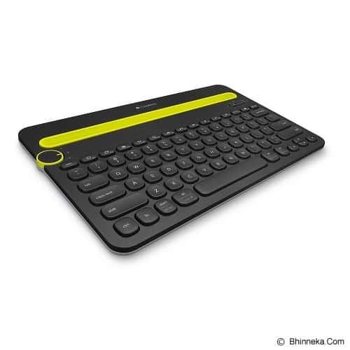 Keyboard Wireless Terbaik - Logitech k480