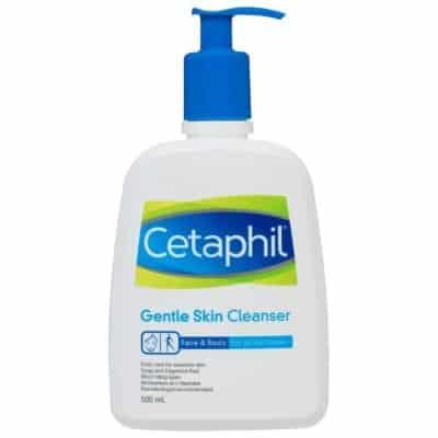 Skincare Terbaik Cetaphil Gentle Daily Cleanser