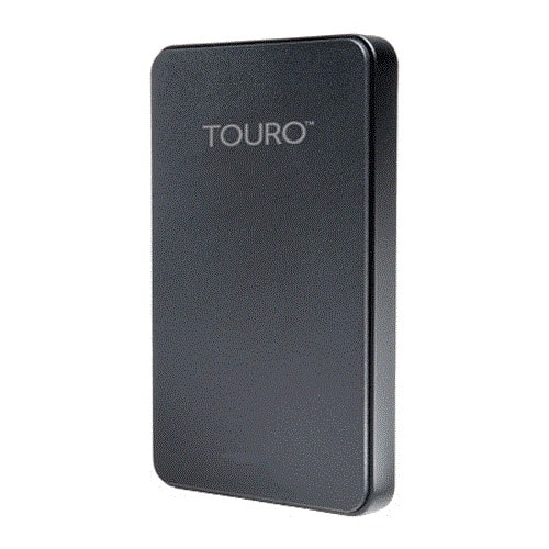 Hard Disk Eksternal Terbaik Hitachi touro mobile portable storage 2,5 inch 3.0 1 TB