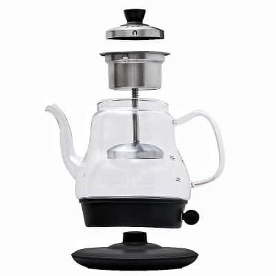 Teko Listrik Terbaik Idealife Electric Steam Tea Maker 0.8