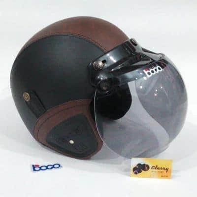 Helm Half Face Terbaik - Helm bogo classy