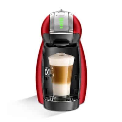 Mesin Pembuat Kopi (Coffee Maker) Terbaik Nescafe dolce gusto genio 2 red