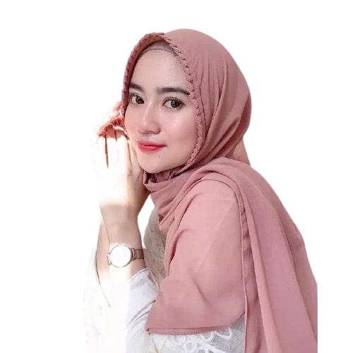 Hijab Instan Terbaru Terbaik Pashmina KCB