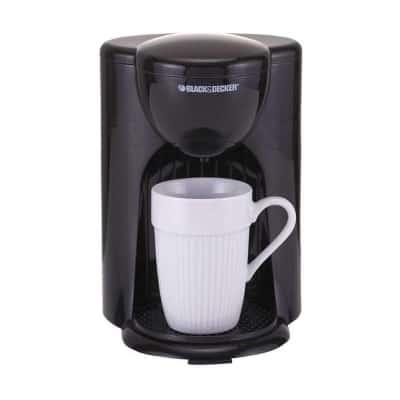 Mesin Pembuat Kopi (Coffee Maker) Terbaik Black and decker DCM25B1 coffee maker