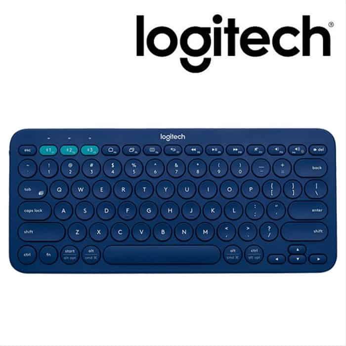 Keyboard Wireless Terbaik - Logitech K380