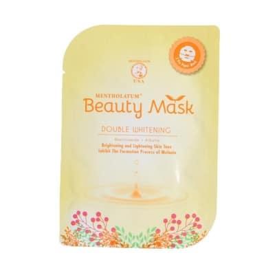 Sheet Mask Terbaik Metholatum beauty mask double whitening