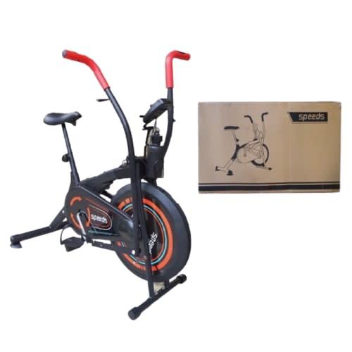 Sepeda Statis Terbaik Speeds Spinning Platinum Bike LX 042-19