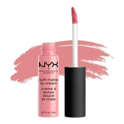 Lipstik Matte Nyx soft matte lip cream