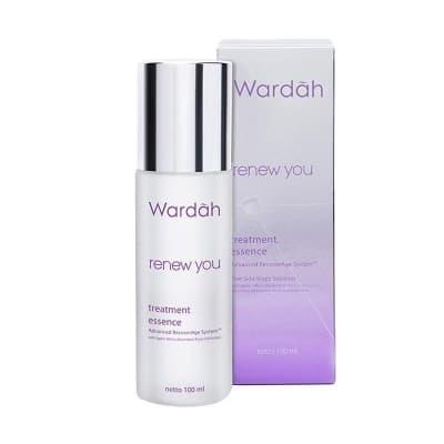 Produk Essence Wajah Terbaik Wardah Renew You Treatment Essence