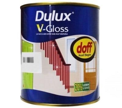 Cat Kayu Terbaik Dulux V-Gloss