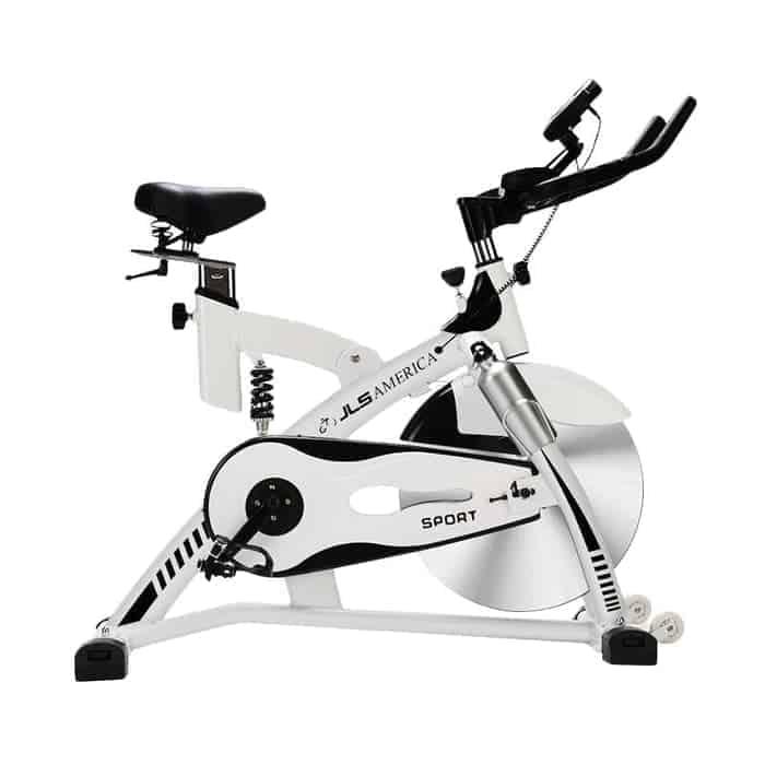 Sepeda Statis Terbaik JLS America Shockbreaker Spinning Bike TL8308