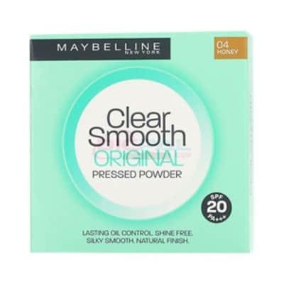 Bedak Penghilang Jerawat Terbaik Maybelline Clear Smooth Powder