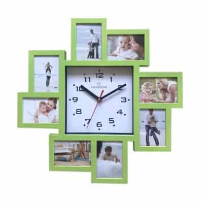 Jam Dinding Minimalis Terbaik Meridient Wall 0274