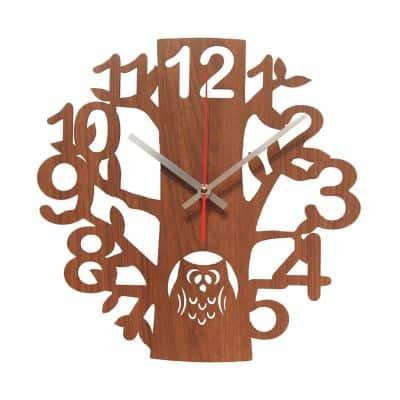Jam Dinding Minimalis Terbaik Nail Your Art-NYA141001