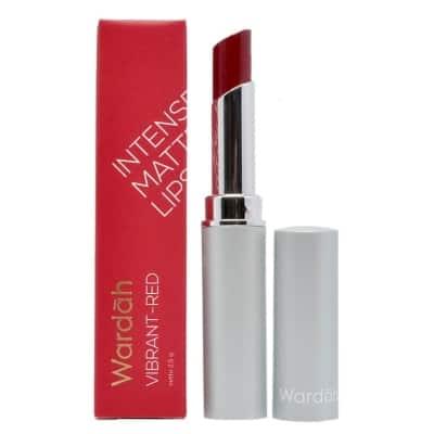 Lipstik Matte Terbaik Wardah intense matte lipstick