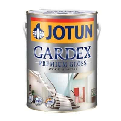 Cat Kayu Terbaik Jotun Gardex Premium Gloss