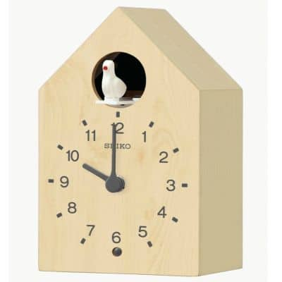 Jam Dinding Minimalis Terbaik Seiko Wall Clock QXH070A