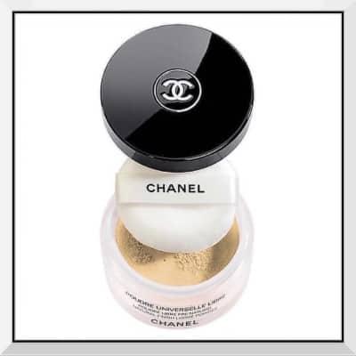 Bedak Penghilang Jerawat Terbaik Chanel poudre universelle libre natural finish loose powder