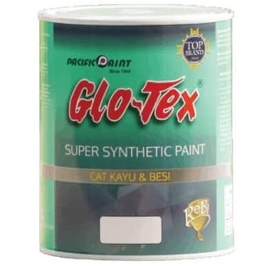 Cat Kayu Terbaik Glotex Super Synthetic Paint