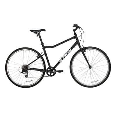 Sepeda Hybrid Terbaik Decathlon B'TWIN Riverside 100 Matt