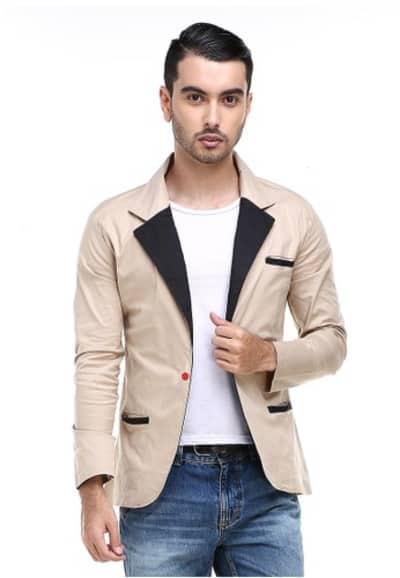 Hamlin Woreq Best Men's Suit Model