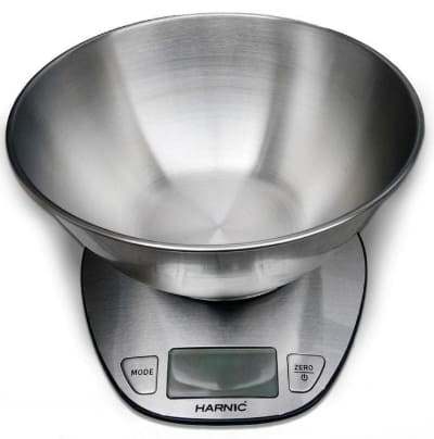 Timbangan Dapur Digital Terbaik Harnic Heles Electronic Kitchen Scale HL-4350