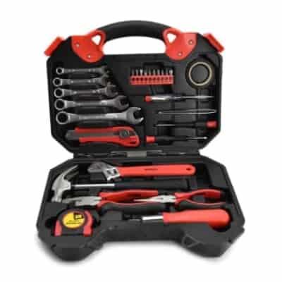 Tool Kit Set Terbaik Krisbow Toolkit set 28 Pcs