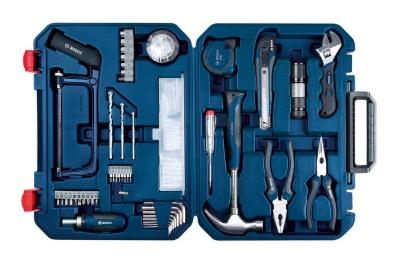 Tool Kit Set Terbaik Bosch 108 Piece Multi Function Household Hand Tools Kit