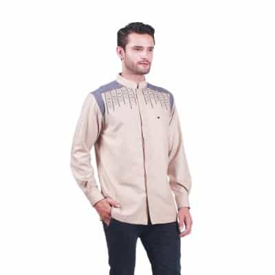 Model Baju Koko Pria Modern Terbaik Shafira Nathaniel