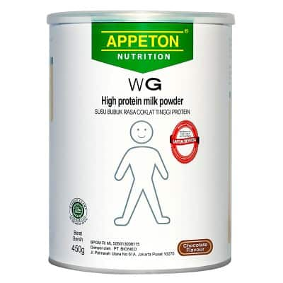 Susu Penggemuk Badan Terbaik Appeton Weight Gain Adult