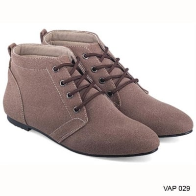 Model Sepatu Boots Wanita Terbaik Everflow VAP 029