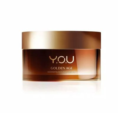 Krim Anti Aging Terbaik Y.O.U Golden Age Illuminating Day Cream
