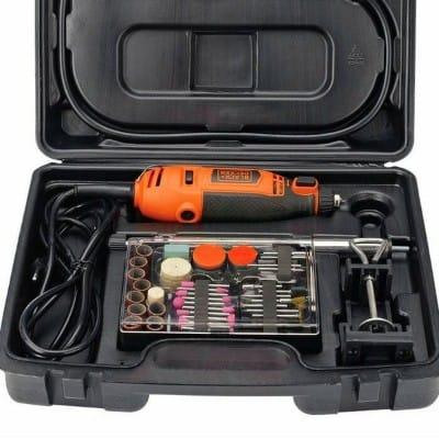 Mesin Gerinda Mini Terbaik Black & Decker RT18KA Rotary Tool Mesin Tuner Mini Die Grinder