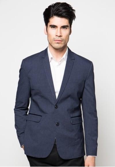 Model Jas Pria Terbaik Izzue Mens Suit