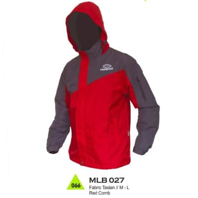 Jaket Waterproof Terbaik Trekking MLB 027
